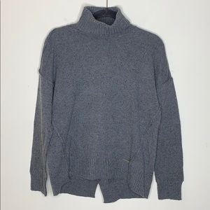 Michael Kors | Grey Turtleneck Sweater